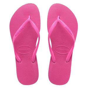 Havaianas Slim Basic Hollywood Rose Thongs