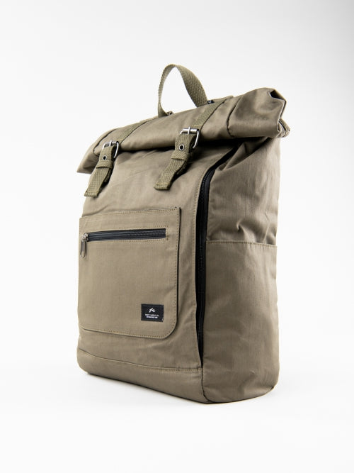 RU SANDMAN ROLL-TOP BACKPACK