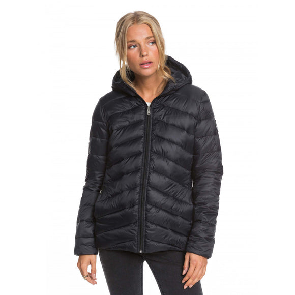 Coast Road Hooded Puffer Jacket