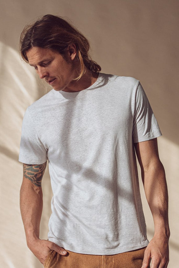 MC HERITAGE HEMP TEE