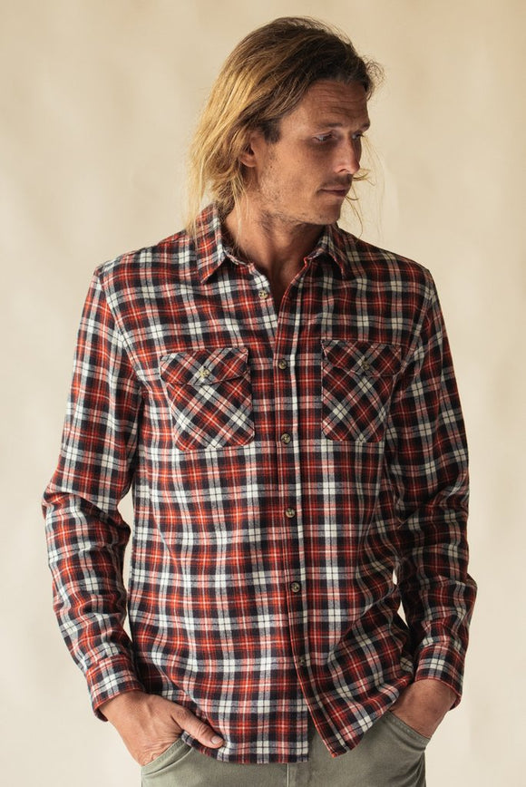 MC BRUNS FLANNEL SHIRT