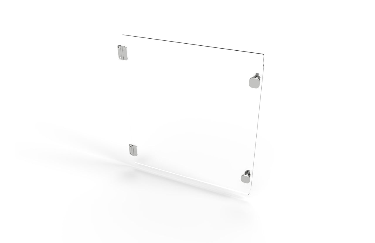 "Replacement 27"" Door Panel with Latches and Hinges"