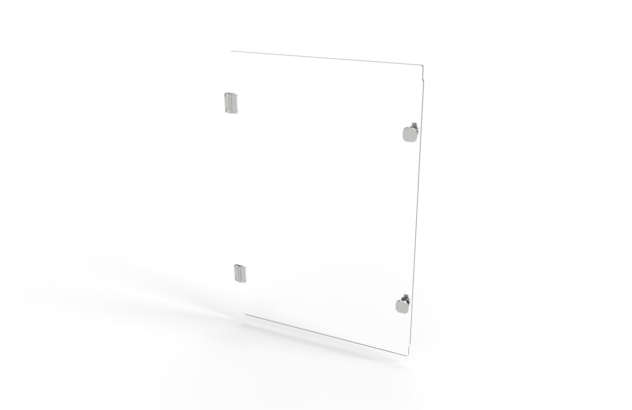 "Replacement 36"" Door Panel with Latches and Hinges"