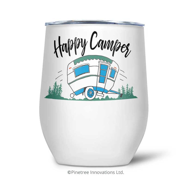 Happy Camper | Tumbler