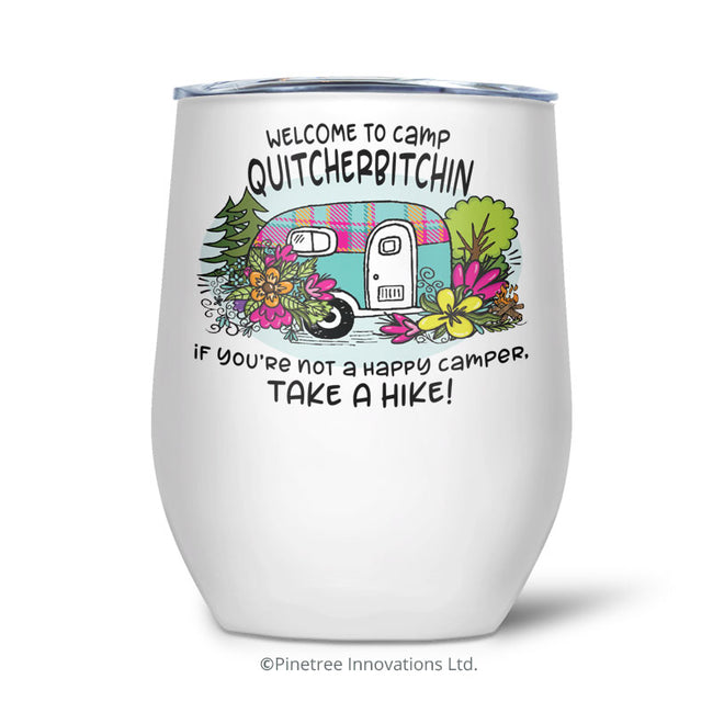 Camp Quitcherb-tchin | Tumbler