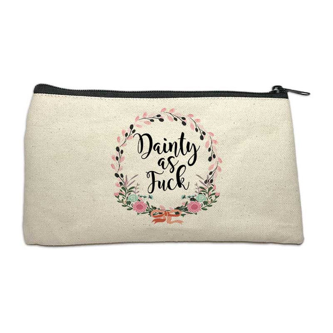 Dainty as F--k | Cosmetic Bag