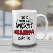 Awesome Grandpa | 15oz Mug