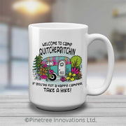 Camp Quityourb-tchin | 15oz Mug