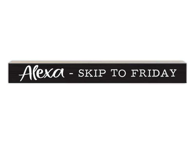 Alexa - Skip to Friday