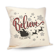 "Believe | 18"" Pillow"