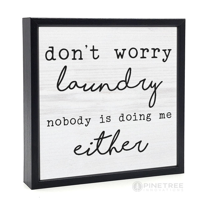 Don't Worry Laundry