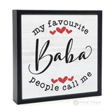 My Favorite Poeple... Baba