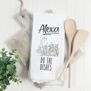 Alexa, Do The Dishes | Towel