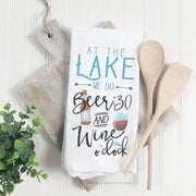 At the Lake We Do | Towel