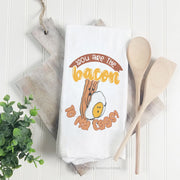 Bacon To My Eggs | Towel