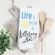 Life is Better At (1) - Tea Towel