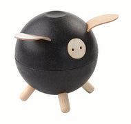 Plan Toys Piggy Bank - Black