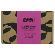 Alter/Native Floral Soap Collection (x4 Bars)