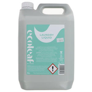 Ecoleaf Laundry Liquid (5L)