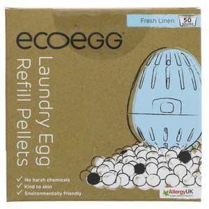Ecoegg Laundry Egg Refill Pellets (50 Washes)