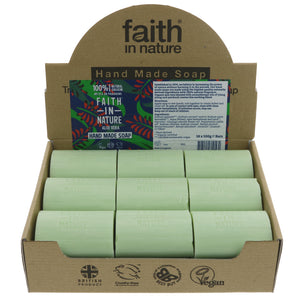 Faith In Nature Aloe Vera Loose Soap Bar (100g)