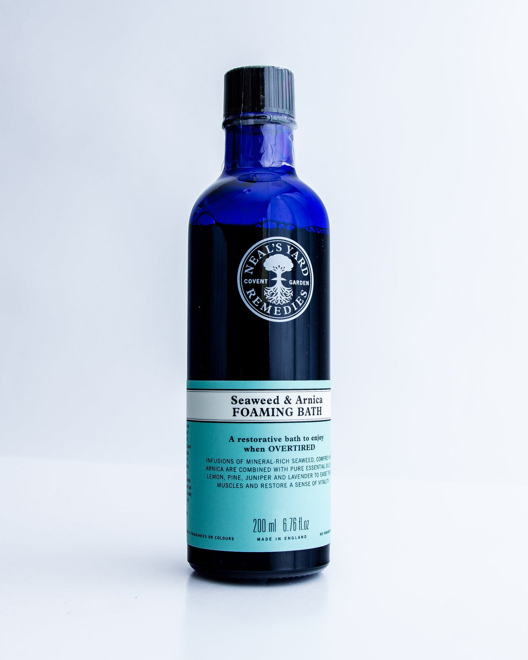 NYR Seaweed & Arnica Foaming Bath 200ml