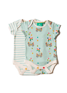 Flying high baby body set 6-9m