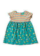 Beyond the rainbow easy peasy dress 2-3y