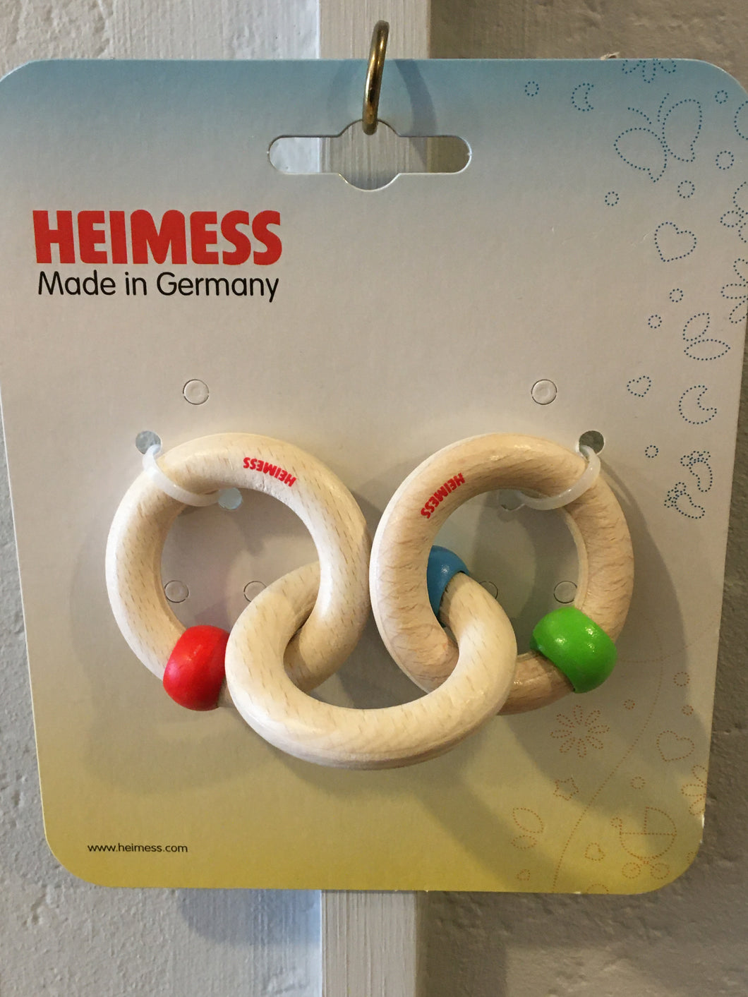 Heim touch ring 3 rings