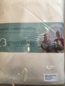 GreenFibres matress protector dbl