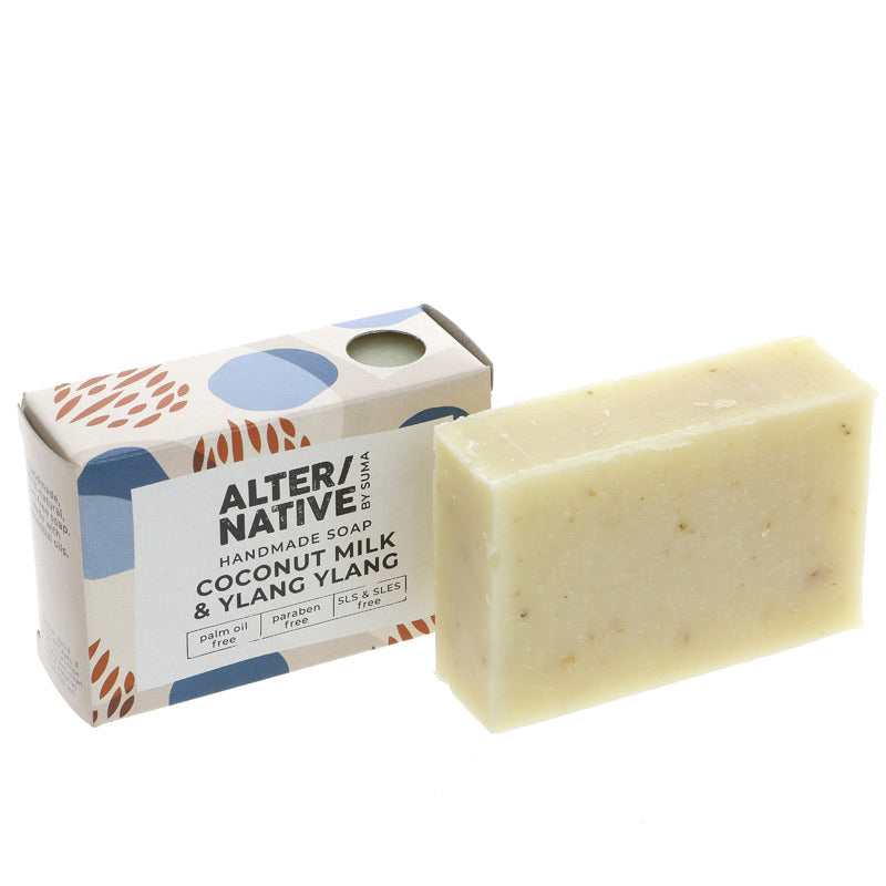 Alter/native Soap Coconut 95g