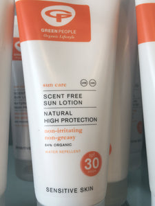 GP Sun Lotion SPF 30 100ml