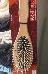 For Hairbrush Wood Beech FSC Large