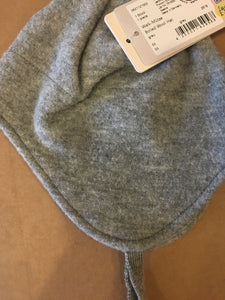 disana baby Boiled Wool Hat 3 grey