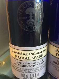 NYR Palmarosa Facial Wash 100ml