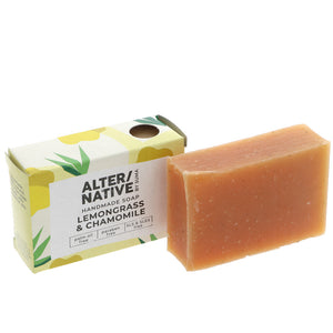 Alter/na Soap Lemongrass 95g