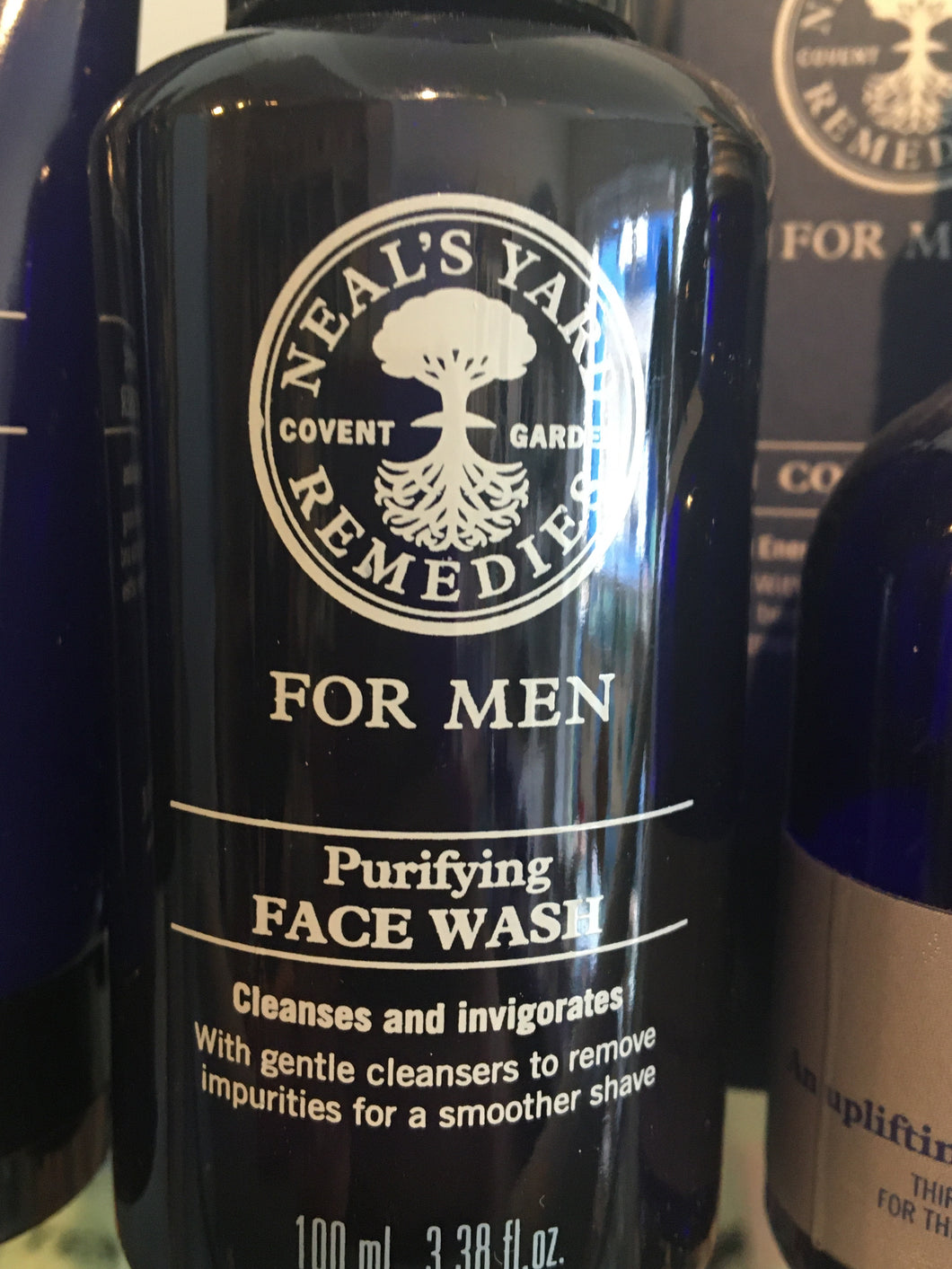 NYR Mens Purifying Face Wash 100ml