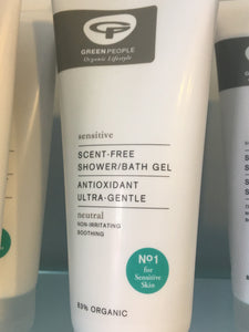 GP Unsctd Shwer/Bath Gel 200ml