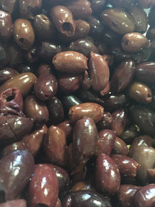 Kalamata olives pitted 200g