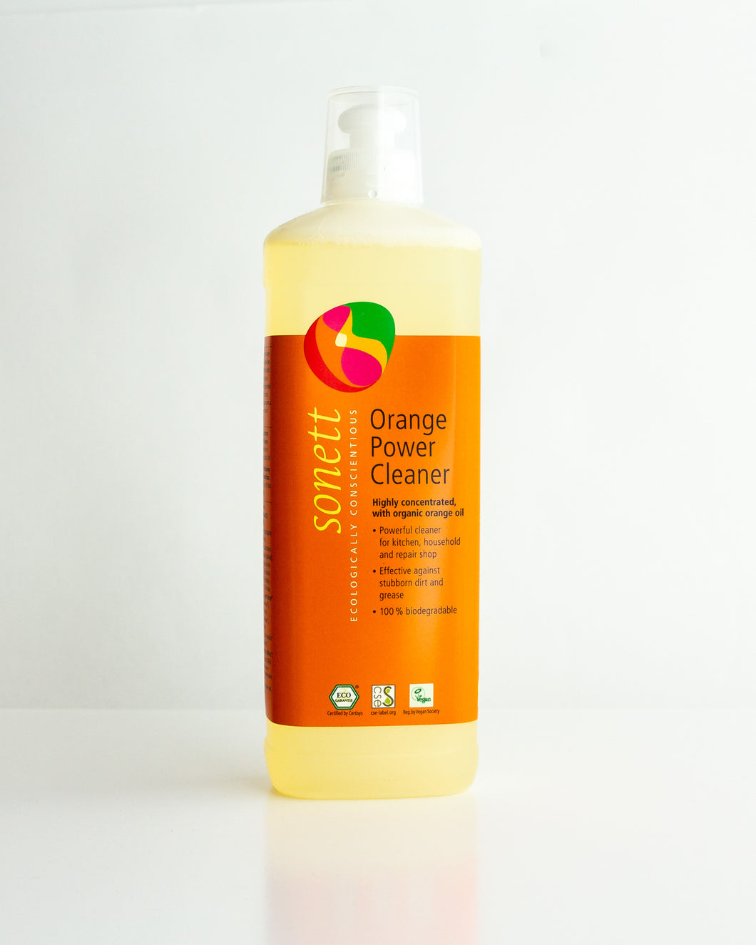 ORANGE POWER CLEANER 500ml