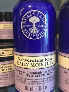 NYR Rehydrating Rose Daily Moisture 100m