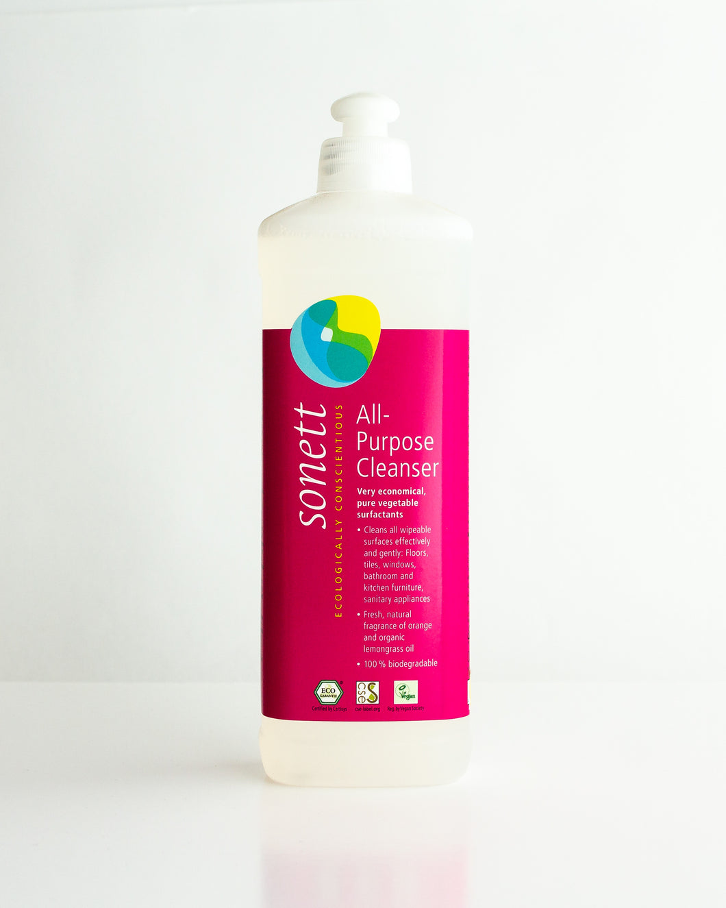 ALL-PURPOSE CLEANSER 500ml