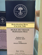 NYR Rehydrating Rose Facial Oil 30ml