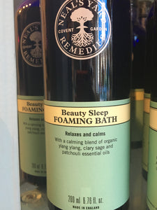 NYR Beauty Sleep Foaming Bath 200ml