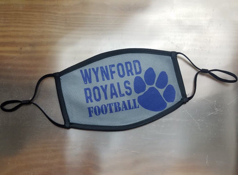 Customizable Wynford Face Mask