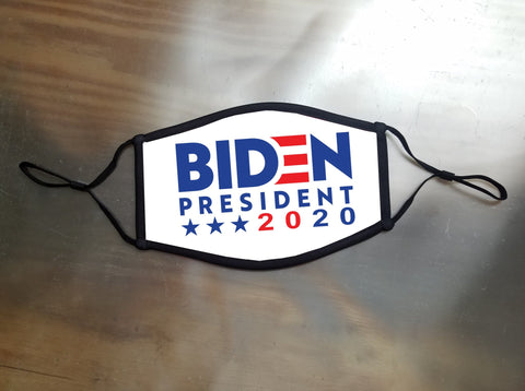 Biden For President 2020 Face Mask