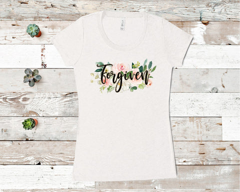 Ladies Forgiven T-shirt