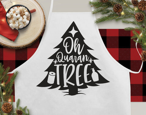 Quarantree Christmas Kitchen Apron