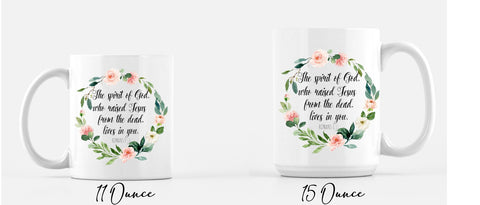 The Spirit of God Coffee Mug