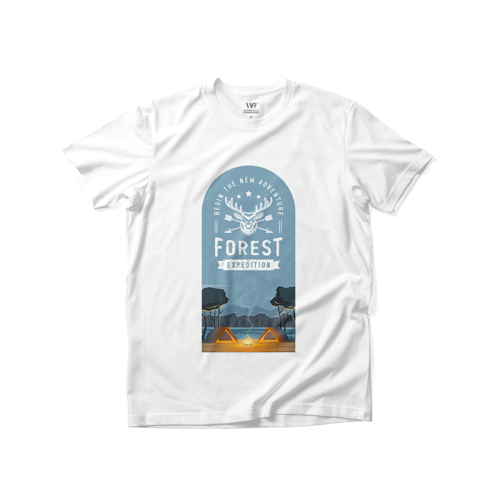 [Forest Expedition] Premium Graphic Tee